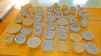 素焼き12月10日(火) - しんちゃんの七輪陶芸、12年の日常