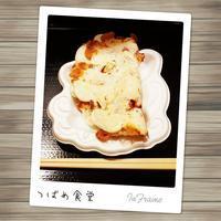 *阪神名物イカ焼き めんたいチーズ* - *つばめ食堂 2nd*