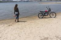 Qumico & Honda XL230(2019.05.13/KOBE) - 君はバイクに乗るだろう