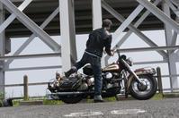 原 健太郎 & Harley-Davidson FL1200 50Th Anniversary Model(2019.04.07/TOKYO) - 君はバイクに乗るだろう