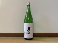 (北海道)男山 生酛 純米酒 / Otokoyama Kimoto Jummai - Macと日本酒とGISのブログ