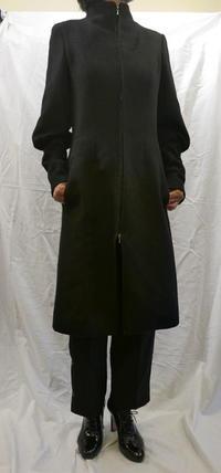 Kenzo wool coat - carboots