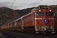 EF81+E26系 カシオペア号 - 鉄路カレンダー