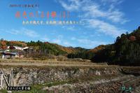 秋色のくるま旅(3)長浜市鶏足寺、余呉湖、湖北水鳥センター - 日本全国くるま旅