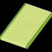 畳の粗大ごみ - Yumenomukou's Blog