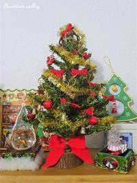 クリスマス デコ - f's note ak
