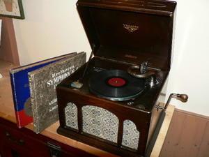 私のちょっと古い物、音楽関係 -