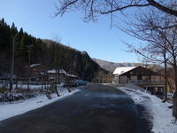 Ichinose-Mt Hakusan20191130-1201,Early winter - The study of BCXC skiing/Hiking