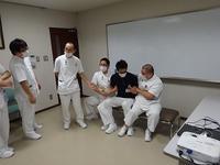 CVPPP(包括的暴力防止プログラム)の研修会を開催しました - 新潟県柏崎市の精神科病院 【 関病院 】 です