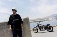 岸本 篤史 & Harley-Davidson XL1200S(2019.05.12/KOBE) - 君はバイクに乗るだろう