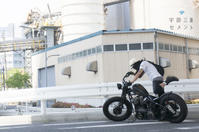 ウラノ タカヒロ & Harley-Davidson 51PAN SHOVEL(2019.05.26/TOKYO) - 君はバイクに乗るだろう