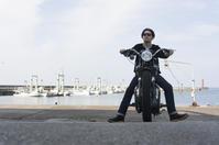 大島 誠鎮 & TRIUMPH TR6R TIGER(2019.08.24/MATSUZAKA) - 君はバイクに乗るだろう