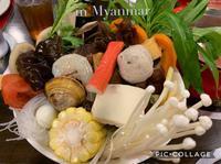ミャンマーの鍋料理ホッポがおいしいですよ - しあわせ磁石