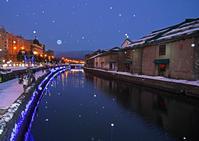 小樽運河 - お茶にしませんか2