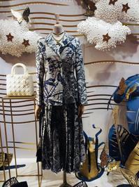 Diorのアフリカンプリント - ダイアリー