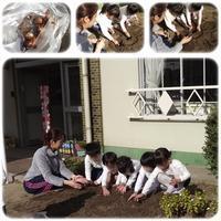 春の準備🌹 - ひのくま幼稚園のブログ