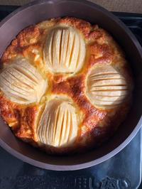 りんごのケーキ - 道草日和。
