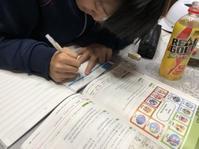 村のNちゃん宿題をする - 島暮らしのケセラセラ