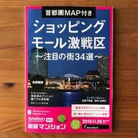 【WORKS】SUUMO新築マンション 首都圏版ショッピングモール激戦区 - 机の上で旅をしよう(マップデザイン研究室ブログ)