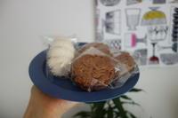 手作りフロランタンとメレンゲお菓子 - *のんびりLife*