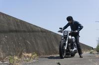 吉川 輔 & Harley-Davidson FXS1340(2019.08.25/MATSUZAKA) - 君はバイクに乗るだろう