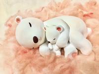 白クマたちの冬ごもり - 図工舎 zukosya blog