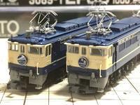 KATO EF65 1000 前期型 - tabi-okane旅の話+α(続編):Nゲージ鉄道模型版