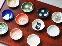箸置き豆皿めでたづくし - エゾノコ手作り帳