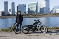 福王寺 嶺平 & Kawasaki ESTRELLA(2019.01.14/TOKYO) - 君はバイクに乗るだろう