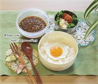 キーマカレー弁当と今週の作りおき♪ - ☆Happy time☆