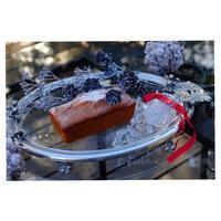 マロンパウンドケーキ - カエルのバヴァルダージュな時間