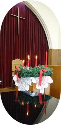 2019年12月15日アドベント第三主日礼拝聖書 - 日本ナザレン教団 尾山台教会