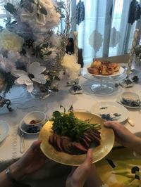 クリスマスレッスン - Table & Styling blog