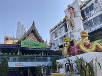 チャオプラヤー川沿いのワット・ウォラチャンヤワート内にある1時間100バーツの激安マッサージ屋がすごい!@ジャルンクルン通り - ☆M's bangkok life diary☆