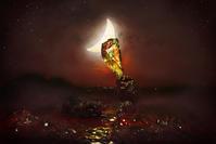 不思議な鉱石と池の主 -   木村 弘好の「こんな感じかな~」□□□ □□□□ □□ □ブログ□□□