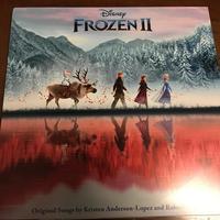 [日々雑感]12月16日『アナと雪の女王2』の赤盤レコードが届いた。 - Suzuki-Riの道楽
