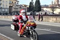 サンタが街にやってくる! - 日本、フィレンツェ生活日記