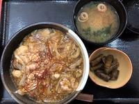 茶すり庵・但馬鶏のあんかけ親子丼 - 明石~兵庫探検
