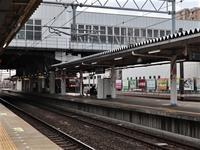 藤田八束の鉄道写真@JR名取駅からの写真を撮りました。冬の寒い中貨物列車は走ります。 - 藤田八束の日記