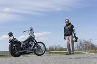 TK & Harley-Davidson FLH(2019.04.29/YAMAGATA) - 君はバイクに乗るだろう