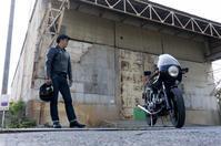 伊川 充 & DUCATI MHR900(2019.05.11/OSAKA) - 君はバイクに乗るだろう