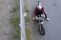 鮒友 憲 & YAMAHA XS250(2019.04.06/AGEO) - 君はバイクに乗るだろう