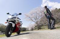 吉岡 晴子 & HONDA CBR600F4i(2019.04.09/YORII) - 君はバイクに乗るだろう