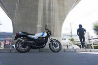 杉本 栄樹  & YAMAHA RZ250 (2019.07.28/SOUKA&TOKYO) - 君はバイクに乗るだろう