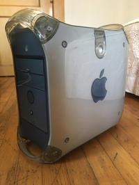 Power Mac G4をもらった - Futatsuboshi-blog