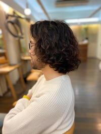エアーウェーブとメンズパーマと。 - 吉祥寺hair SPIRITUSのブログ