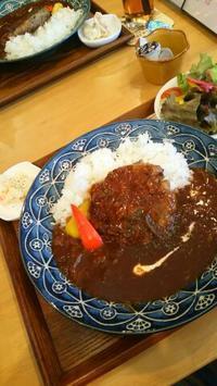 群馬県館林市城町食堂さんにてハヤシバーグを食べる会結成☆ - 占い師 鈴木あろはのブログ