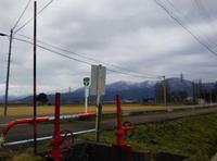 難波山に雪が積もる、そろそろ積雪か。まだ、積もる気配はないようですが。 - 百笑通信 ブログ版