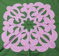 ホヌちゃん - ほっと一息・・~Sakura's Hawaiian QuiltⅡ