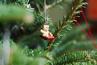 アンティークショップでのクリスマス戦利品 - NY/Brooklynの空の下